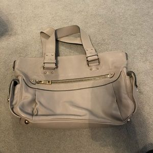 Large Taupe Marc Jacobs Bag